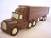 a picture of a milk chocolate lorry